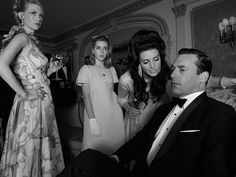 Take a look at our 'Mad Men' cheat sheet with everything you need to know for Season Six.