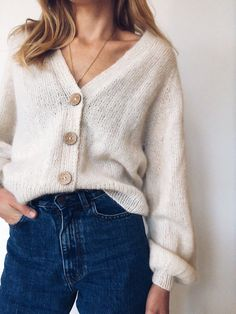 Balloncardigan Moda Outfits, Cute Outfits, Casual Outfits, Fall Winter Outfits, Autumn Winter Fashion, Outfit Stile, Looks Style, My Style, Look Fashion