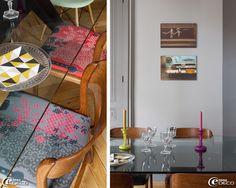 Casinha colorida: Vintage: a alegria do cinza