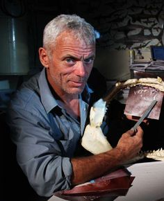 Photo credit: IconFilmsUK x (This file edited, rebalanced, and originally posted by Zeghibe & Rhodes) Jeremy Wade, John Wade, River Monsters, Gary Oldman, Cat Boarding, Real Man, Tom Hiddleston, My Hero, Photo Credit