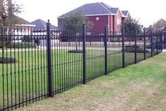 Rod Wrought Iron | OnlineWroughtiron.com Custom Fences