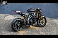 Speed Triple R 2016 / GB Motors 94