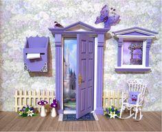 Home - Australian Owned - Handcrafted Fairy Doors - Opening Fairy Doors Fairy Bedroom, Kids Bedroom, Opening Fairy Doors, Fairy Door Accessories, Mouse Hole, Kobold, Fairy Furniture, Miniature Fairy Gardens, Little Girl Rooms