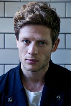 You may know British actor James Norton from films like Rush or Bonobo, where he downward dog's naked in some woman's yard! James Norton Actor, Actor James, Detective, Gorgeous Men, Beautiful People, Masterpiece Mystery, Raining Men, Attractive Men, Jamie Dornan