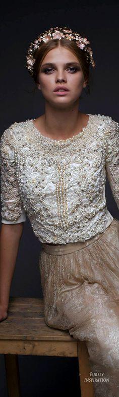Chana Marelus FW2015 Women's Fashion RTW | Purely Inspiration