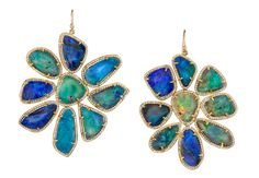 opal jewelry | and these fabulous blue opal earrings by irene neuwirth are of course ...