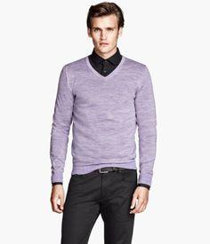 Merino Wool Sweater, Good price looks better in gray or black,