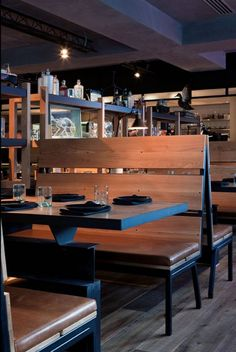 Melbourne's new Claremont Tonic restaurant & bar by Maison Davis and Hecker Guthrie. Restaurant Design Concepts, Restaurant Concept, Cafe Design, Design Design, Eclectic Restaurant, Rustic Restaurant, Australian Interior Design, Interior Design Awards, Restaurant Booth Seating