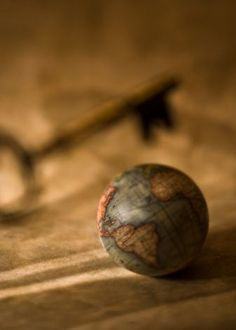 Travel: You hold the key to the world!