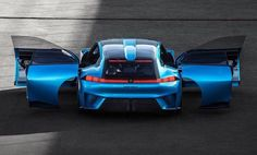 #Peugeot Instinct concept is a four-door autonomous shooting brake. Story here > https://www.formtrends.com/peugeot-instinct-concept/