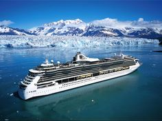 Crociera viaggio Alaska.