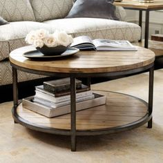 Durham Round Coffee Table                                                                                                                                                      More