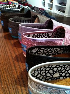 Tom's Shoes - Toms outlet website by mallorygrealis, via Flickr