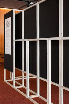 Media design exhibition, bureau sacha von der potter, 2013, exhibition design