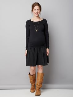 riche et magnifique meilleure vente Achat Robe grossesse hiver - Grossesse et bébé