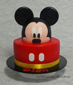 Torta Topolino 04
