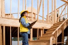 Here's a short guide to help you understand home construction loans and how they may be the best financing option for the construction of your new home. Residential Construction, New Home Construction, General Construction, Build Your Own House, Build Your Dream Home, Home Building Tips, Building A House, Building Steps, How To Build Steps