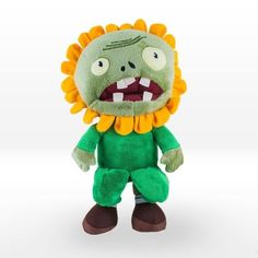 Knuffel Plants vs Zombies | Sunflower-zombie | 9,95*
