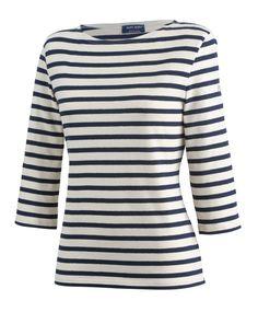 Huitriere III - Striped T-shirts - WOMEN
