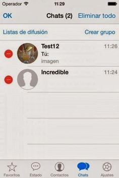 Whatsapp se adaptará su interfaz a iOS 7 próximamente