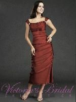 http://www.jalisbridal.com/vb-1511.html...  Gown has beautiful asymmetrical pleats throughout down to its tea length skirt  $212.50