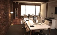 Home Office Work Space Designs Workspace Design, Office Workspace, Office Interior Design, Office Interiors, Office Decor, Office Ideas, Office Setup, Office Table, Office Spaces