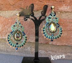 kilara creation: Orecchini Gea