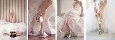 Idealne buty ślubne dla Panny Młodej