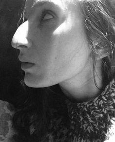 Aquiline nose mature