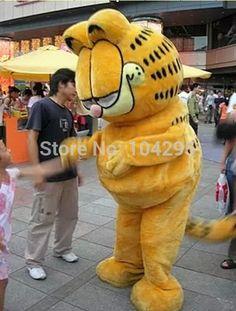 fantasia de mascote garfield - Pesquisa Google