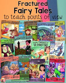 Get students to see another point of view using fractured fairy tales Reading Skills, Teaching Reading, Teaching Ideas, Reading Club, Reading Library, Reading Lessons, Reading Strategies, Guided Reading, Fractured Fairy Tales