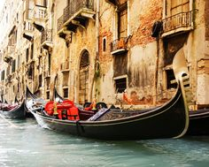 Venice decoded.