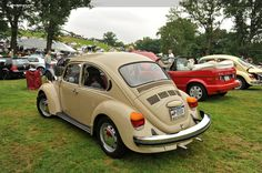 Auction results and data for 1974 Volkswagen Beetle (Superbeetle) | Conceptcarz.com