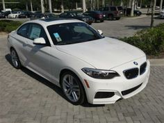 One look is all it takes! Introducing the New 2014 BMW 228i Coupe.