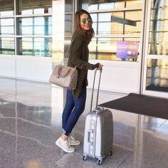 DadyParra.com   Inspiração: Aeroporto Look!!!   http://dadyparra.com