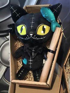 Pequeñas mao mao FurryBones personaje gatito-la idea de regalo para anime fans