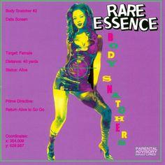 """Body Snatchers"" by Rare Essence was added to my SoundHound playlist on Spotify"
