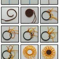 string sunflower