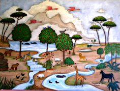 PJ Hornberger.com: Garden of Eden by PJ Hornberger 2014