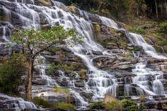 Mae Ya by Rosen Velinov on Waterfall, Nature, Travel, Outdoor, Outdoors, Naturaleza, Viajes, Waterfalls, Destinations