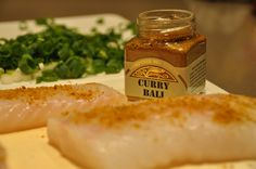 Heerlijke kabeljauw met Balinese curry en groentepuree. Recept en kruiden terug te vinden op www.theflavorshop.be
