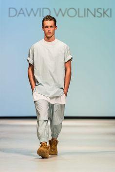 Dawid Woliński Fall Winter 2015 Otoño Invierno #Menswear #Trends #Moda Hombre #Tendencias - D.P.