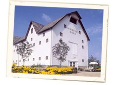 #The Crawford Barn on the Longaberger Homestead