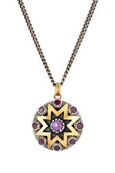 Stella Flame Fine Jewelry Stella Flame Star Pendant Necklace