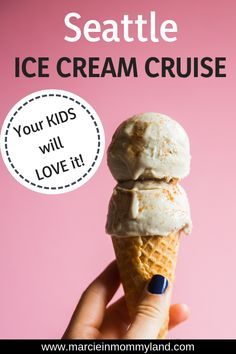 Looking for something different to do while visiting Seattle? Hop aboard the Seattle Ice Cream Cruise and discover Lake Union while you enjoy a tasty ice cream treat! Tasty Ice Cream, Lake Union, Ice Cream Treats, Family Vacation Destinations, Travel Usa, Travel Tips, Travel Packing, Road Trip Usa, Freundlich