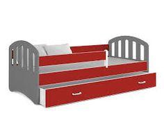 Výsledek obrázku pro dětské postele se zábranou levně Toddler Bed, Furniture, Home Decor, Homemade Home Decor, Home Furnishings, Decoration Home, Arredamento, Interior Decorating
