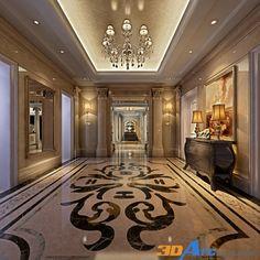 Regal Magnificent Luxury Interior Inspiration