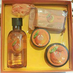 Saya menjual Mango Gift Set Small The Body Shop seharga Rp359.000. Dapatkan produk ini hanya di Shopee! https://shopee.co.id/shaumiiii/192263175/ #ShopeeID