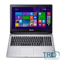 "Asus Latest Intel Core i7 -15.6"" LED 750GB HDD Touchscreen Ultrabook Windows 8.1"