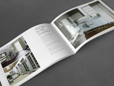 Working with Banbury Ball we created an A4 property brochure design to match the luxurious character of the development at 165 Gray's Inn Road, London